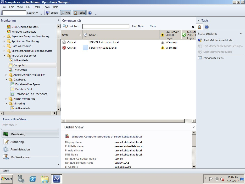 how to download management packs for scom 2012