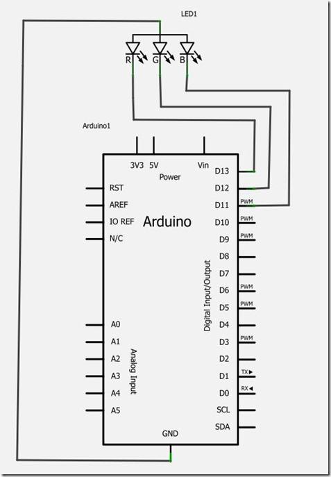 arduino  led u2013rgb clear common cathode